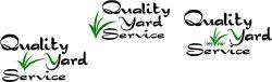 Quality Yard Service Logo