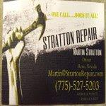 Stratton Repair Logo