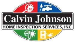 Calvin Johnson Home Inspection & Services Logo