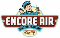 Encore Air, LLC Heating & Air Conditioning Logo