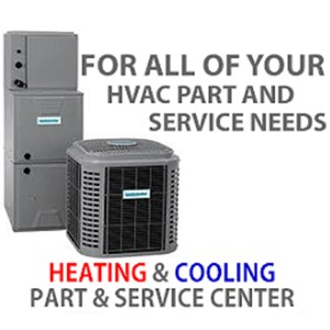 Heating and Cooling Part and Service Center Cover Photo