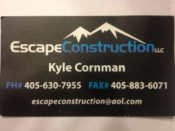 Escape Construction Services, LLC Logo