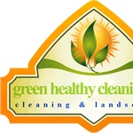 Green Healthy Cleaning & Landscaping, Inc. Logo