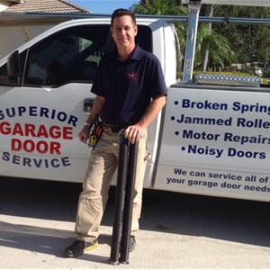Superior Garage Door Service Llc. Logo