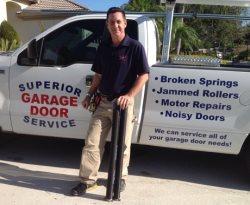 Superior Garage Door Service Llc. Logo