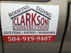 Clarkson Construction, LLC Logo