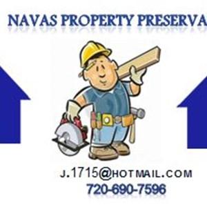 navas property preservation Logo