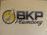 BKP Plumbing Logo