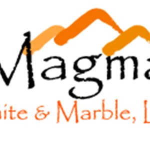 Magma Granite And Marble Logo