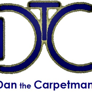 Dan The Carpetman Logo