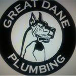 Great Dane Plumbing Logo