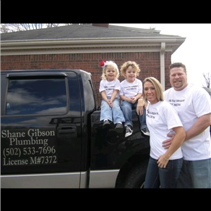 Shane Gibson Plumbing Cover Photo