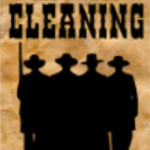 Old West Cleaning Logo