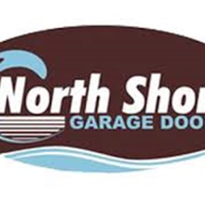 North Shore Garage Doors Logo