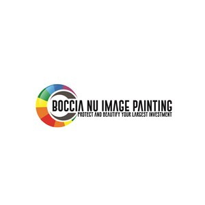 Joey With Boccia Nu Image Painting Logo