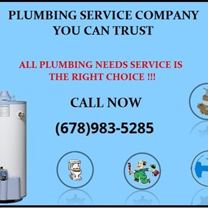 All Plumbing Needs Service, LLC Logo