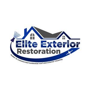 Elite Exterior Restoration Logo
