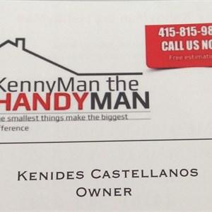 Kennyman The Handyman Cover Photo