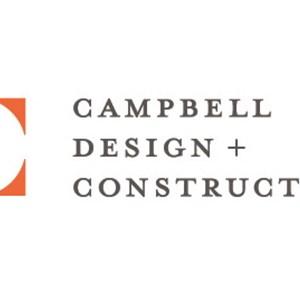 Campbell Design + Construction, Inc Logo