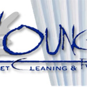 Young Carpet Cleaning Logo