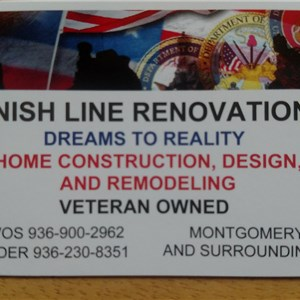 Finish Line Renovations Cover Photo