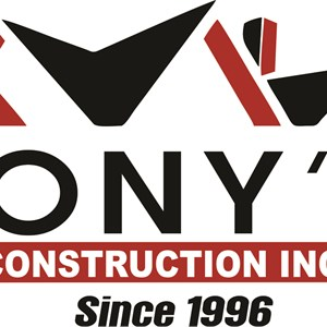 Ronys construction Inc. Logo