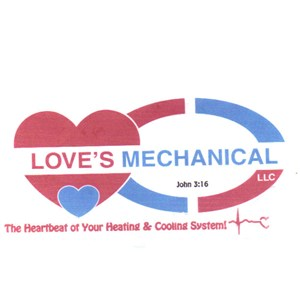 Loves Mechanical LLC Logo