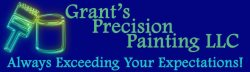 Grants Precision Painting LLC Logo