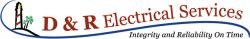 D & R Electrical Services Logo