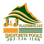 J&J Plastering LLC / Shotcrete Pools Logo
