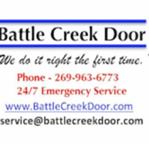 Battle Creek Door Logo