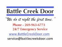Battle Creek Door Logo