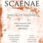 Scaenae Logo