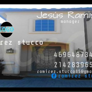 Ramirez Stucco Logo
