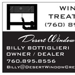 Desert Window Creations LLC Logo