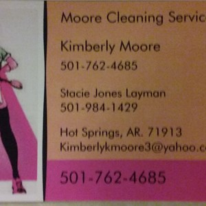 Moore Cleaning Service Cover Photo