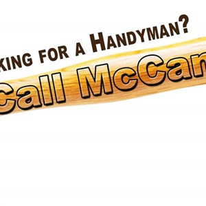 Mccann Home Repair Logo