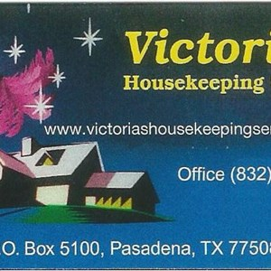 Victorias Housekeeping & Janitorial Service Cover Photo