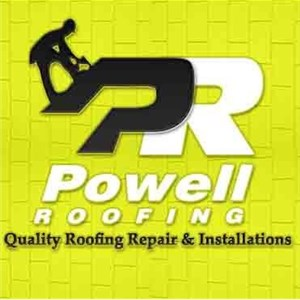 POWELL ROOFING Logo