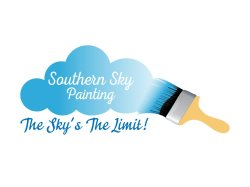 Southern Sky Painting Logo