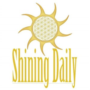Shining Daily Logo