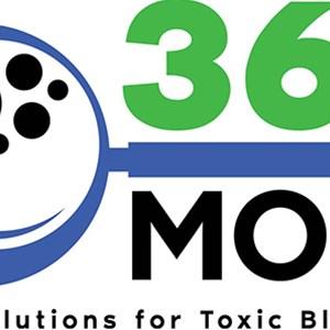 360MOLD a tradename of Clean Environment Pro Inc Logo