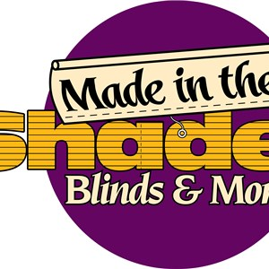 Made in the Shade Blinds & More Logo