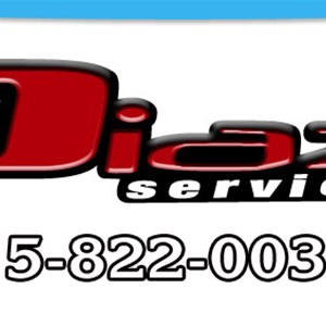 Diaz Services Logo
