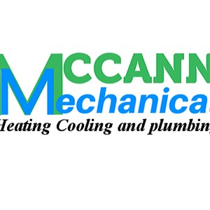 Mccann Mechanical Contractors Logo