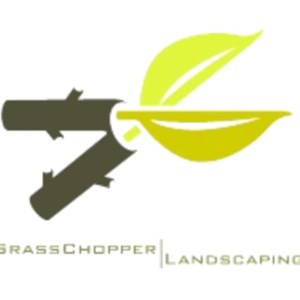 Grasschopper Landscaping, INC. Logo