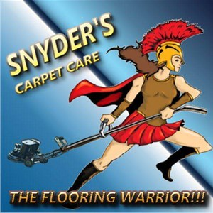 Snyders Carpet Care LLC Logo
