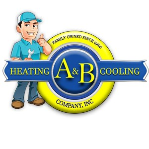 A&B Heating & Cooling Company, Inc. Logo