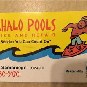Mahalo Pools Inc Logo