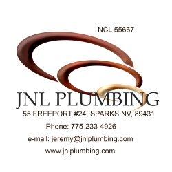JNL PLUMBING Logo